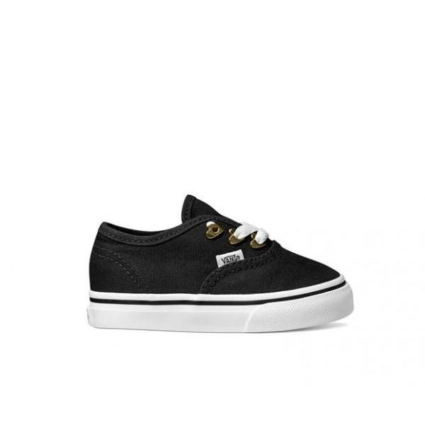 Vans Authentic Heart Eyelet Black Billie & Axel, Montreal, Canada & USA