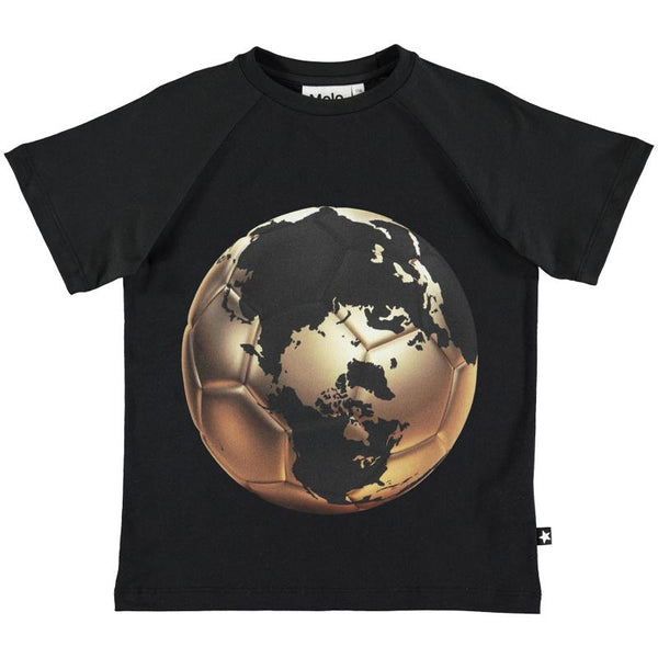 Molo Raines T-shirts SS Football world map