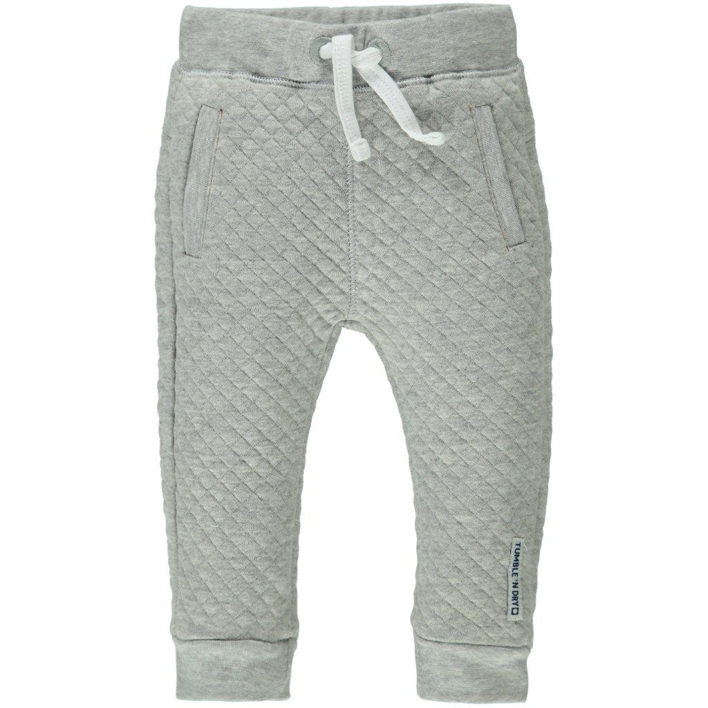 tumble'n dry baby boy nees pants grey Billie & Axel, Montreal, Canada & USA.