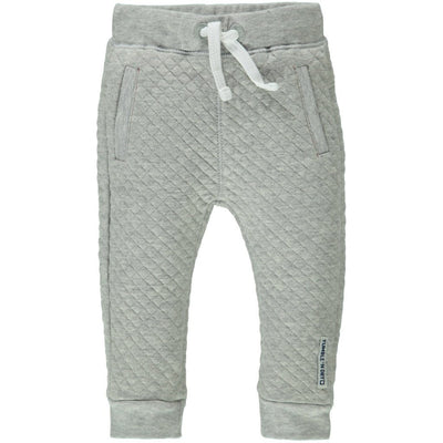 Tumble'N Dry Baby Boy Nees Pants Grey-PANT-TUMBLE' N DRY-Billie & Axel, Montreal, Canada & USA