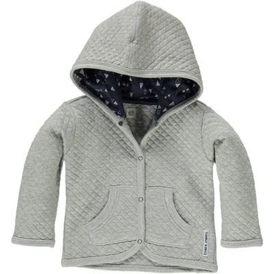 tumble'n dry baby boy nyles jacket grey Billie & Axel, Montreal, Canada & USA