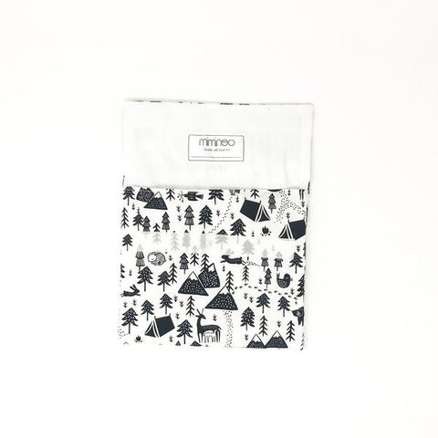 Miminoo Eco Friendly Reusable Snackbag Forest dreaming