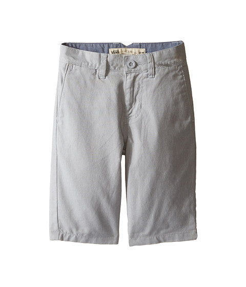 VANS BOYS SHORT DEWITT GREY-SHORTS-VANS-Billie & Axel, Montreal, Canada & USA