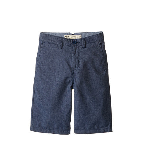 VANS BOYS SHORT DEWITT NAVY