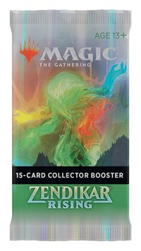 Zendikar Rising Collector Booster Pack | Phat Catz Gaming