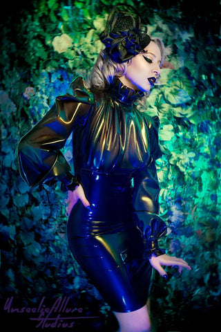 Latex Morgana Dress