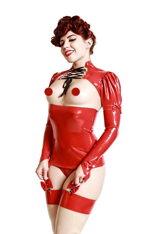 Latex Helena Girdle