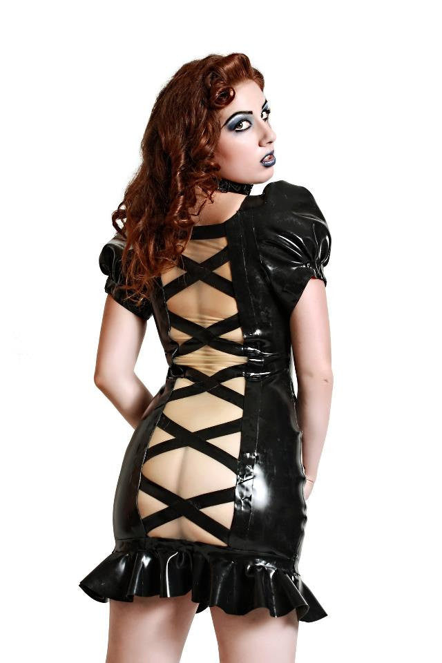 Latex Mara Dress