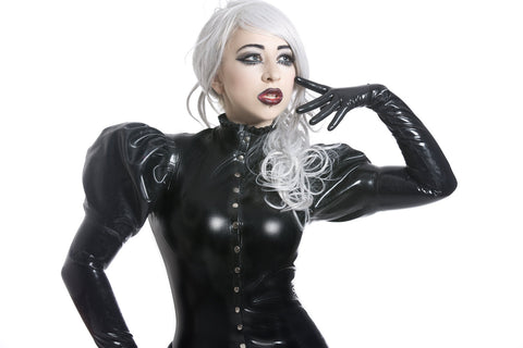 Latex Cecelia Top