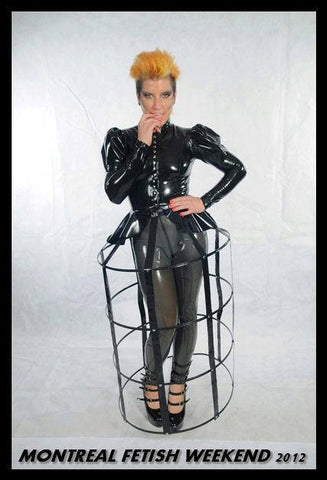 Latex Sarah Leggings