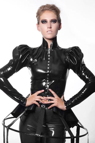 Latex Jacqueline Top
