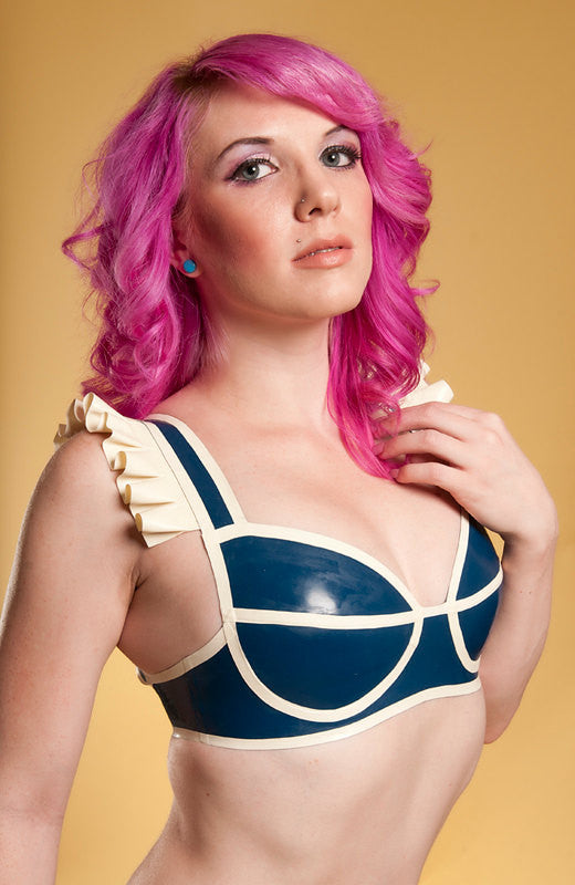 Latex Darla Bra