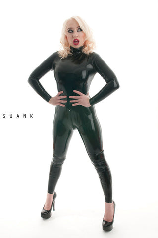 Latex Made-To-Measure Classic Catsuit