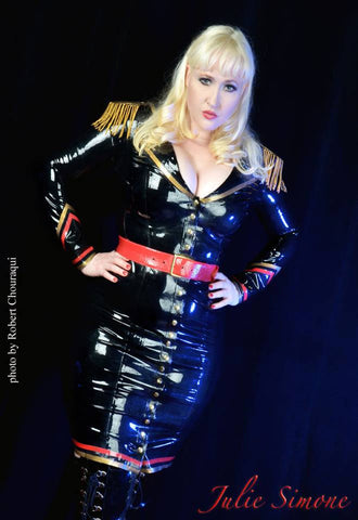 Latex Mistress Simone Dress
