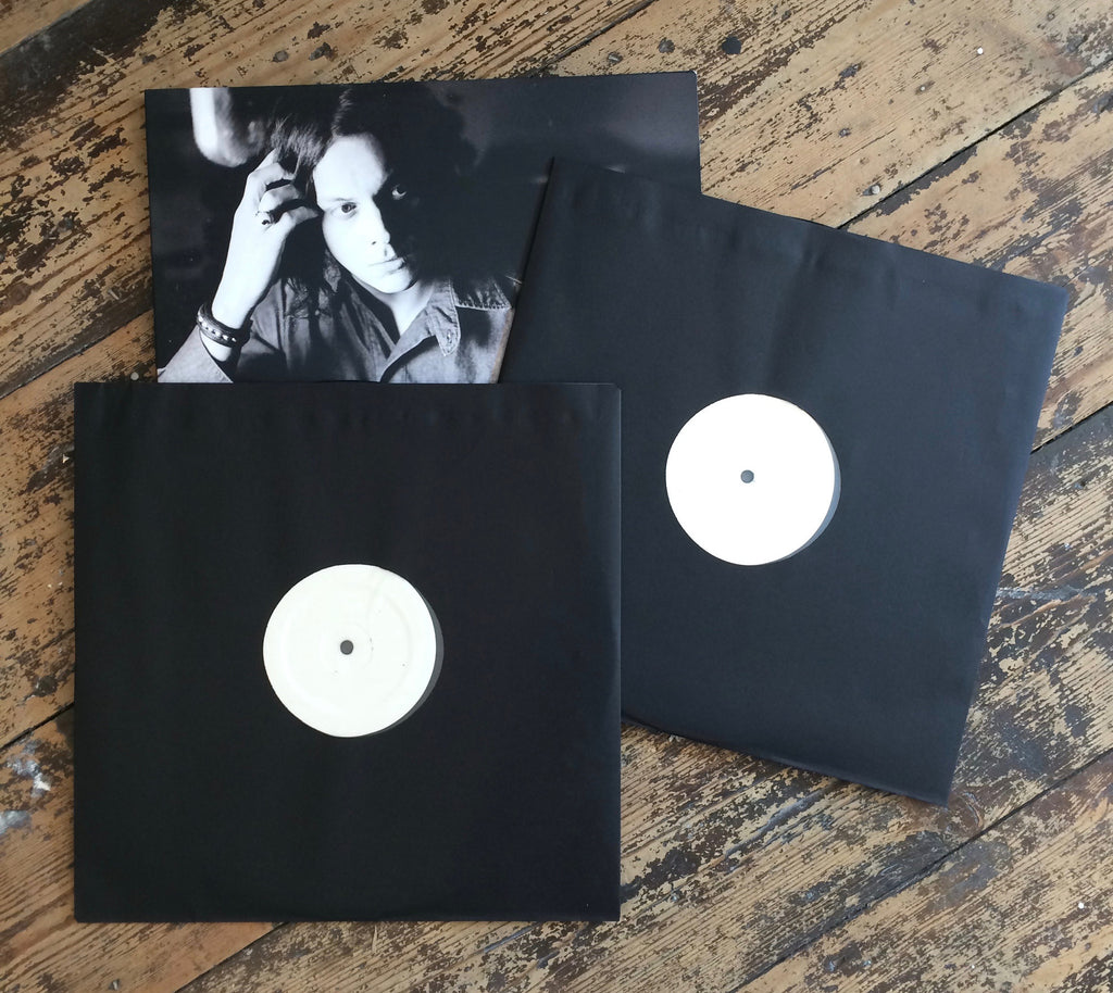Win Jack White Test Pressing
