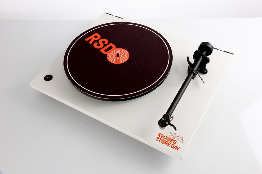 Limited Edition Record Store Day 2017 Rega Turntable