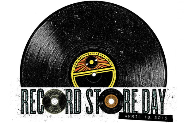 Record Store Day 2015 Product List