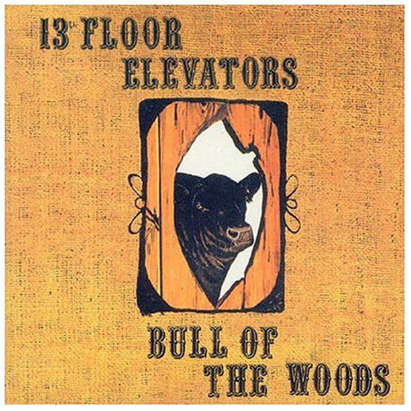 13th Floor Elevators - Bull Of The Woods-LP-South