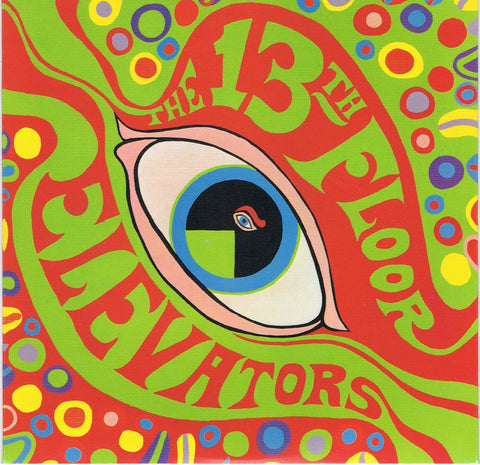 The 13th Floor Elevators - The Psychedelic Sounds of The 13th Floor Elevators-Vinyl LP-South