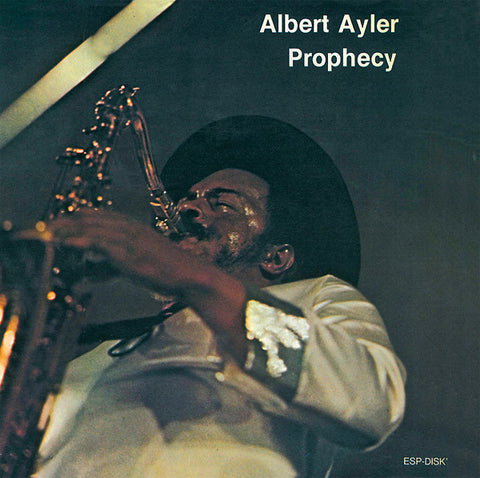 Albert Ayler - Prophecy-LP-South