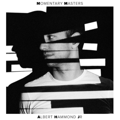 Albert Hammond Jr - Momentary Masters-CD-South