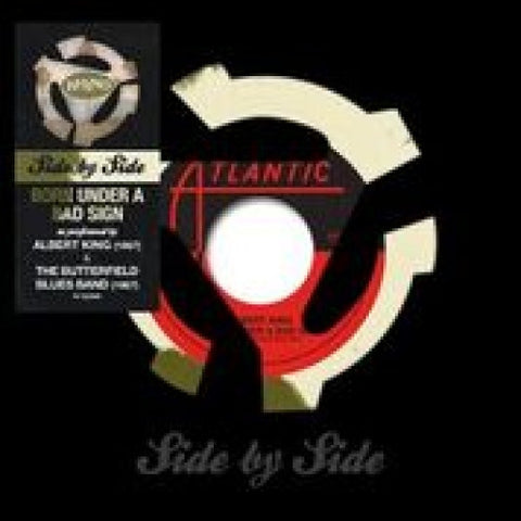 "Albert King/The Butterfield Blues Band - Born Under A Bad Sign-7""-South"