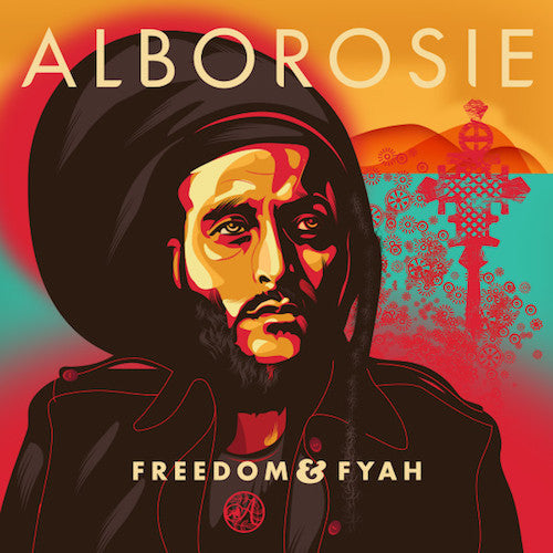 Alborosie - Freedom & Fyah-LP-South