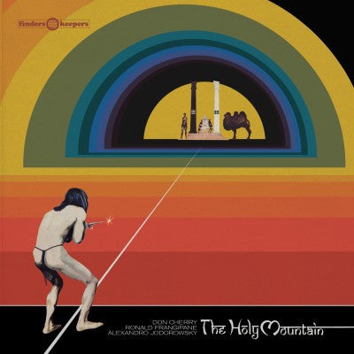 Alejandro Jodorowsky - The Holy Mountain-Vinyl LP-South