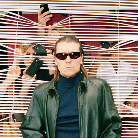 Alex Cameron - Forced Witness-LP-South