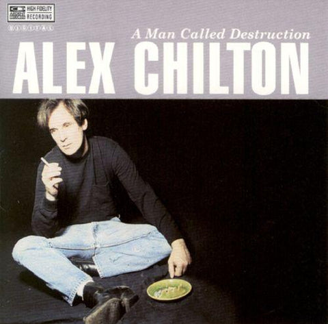 Alex Chilton - A Man Called Destruction-LP-South