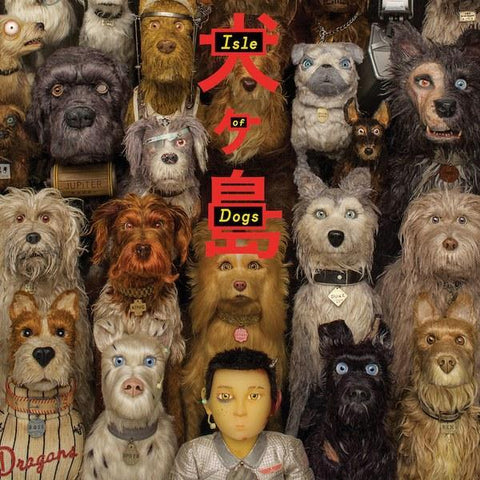 Alexandre Desplat - Isle Of Dogs OST-LP-South
