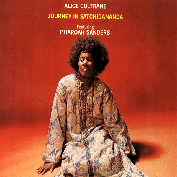 Alice Coltrane - Jouney In Satchidananda-LP-South