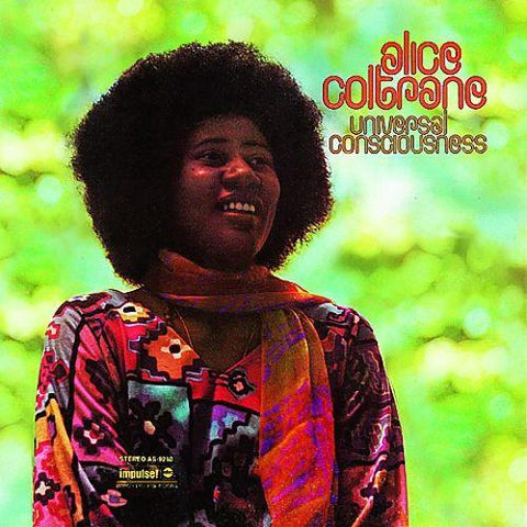 Alice Coltrane - Universal Consciousness-LP-South