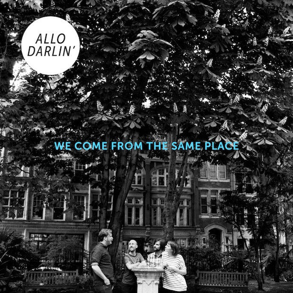 Allo Darlin' - We Came From The Same Place-CD-South