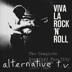 Alternative TV - Viva La Rock‰۪n‰۪Roll: The Complete Deptford Fun City Recordings-CD-South