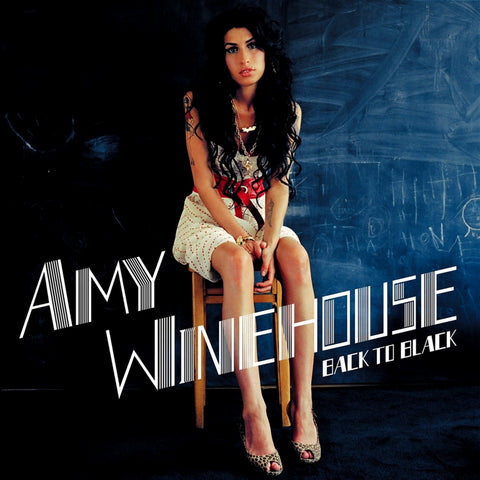 Amy Winehouse - Back To Black-LP-South