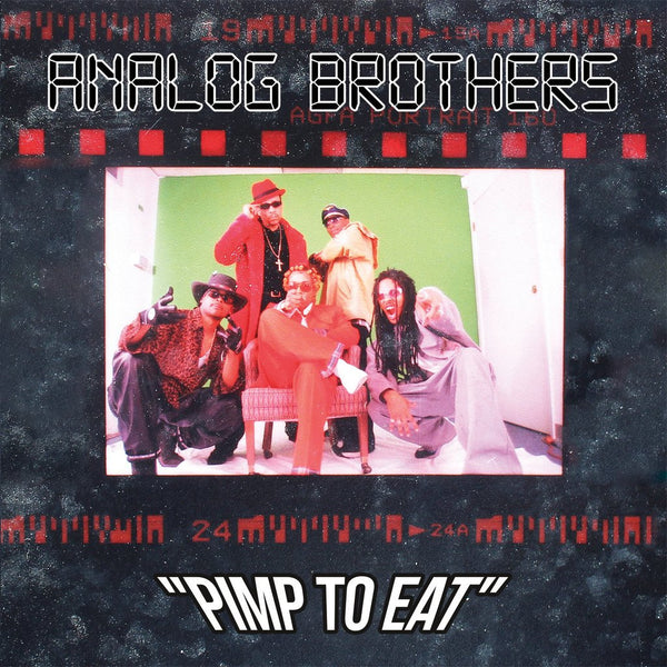 Analog Brothers - Pimp To Eat-LP-South
