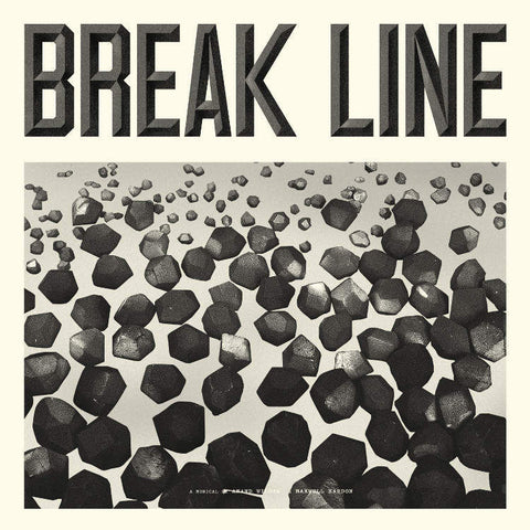 Anand Wilder & Maxwell Kardon - Break Line The Musical-Vinyl LP-South