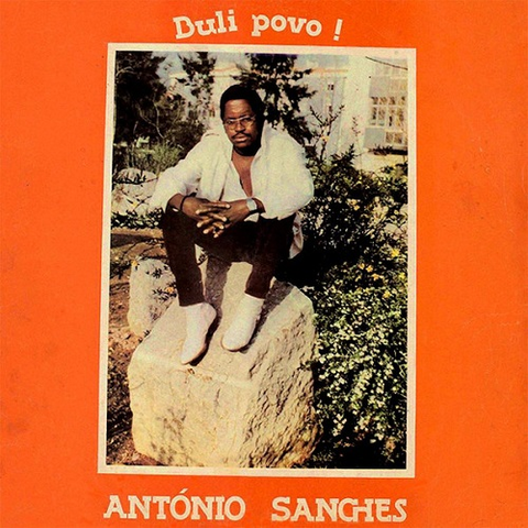 Antonio Sanches - Buli Povo!-LP-South