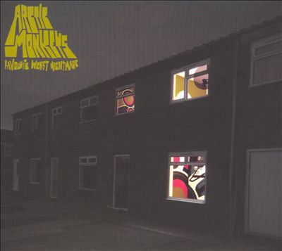Arctic Monkeys - Favourite Worst Nightmare-Vinyl LP-South