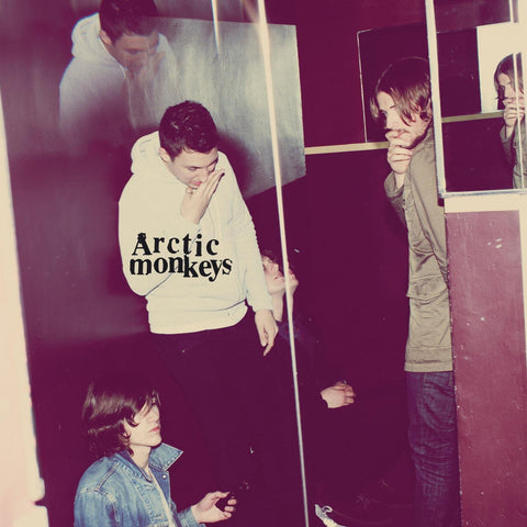 Arctic Monkeys - Humbug-Vinyl LP-South