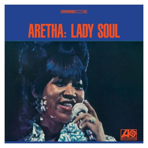 Aretha Franklin - Lady Soul-LP-South