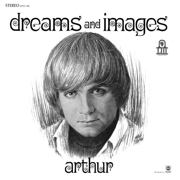 Arthur - Dreams And Images-Vinyl LP-South