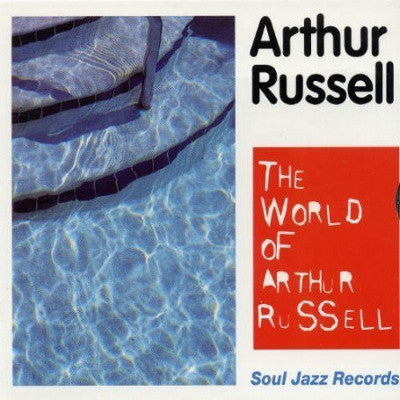 Arthur Russell - The World Of Arthur Russell-Vinyl LP-South