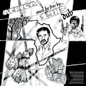 Augustus Pablo - Africa Must Be Free By 1983 Dub-LP-South