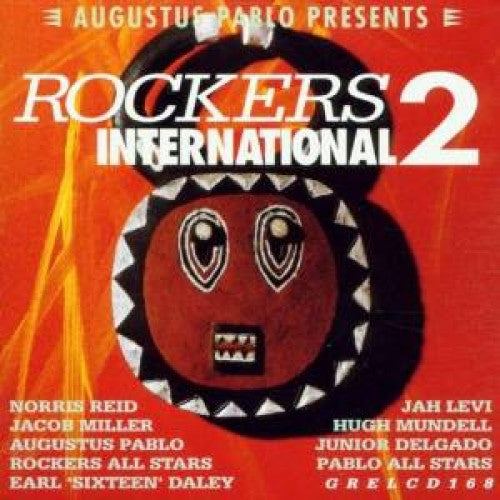 Augustus Pablo - Rockers International 2-LP-South