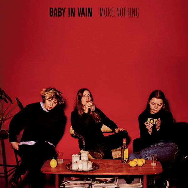 Baby In Vain - More Nothing-CD-South