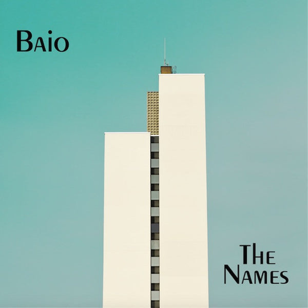 Baio - The Names-CD-South