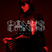 Banks - Goddess-CD-South