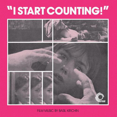 Basil Kirchin - I Start Counting-LP-South